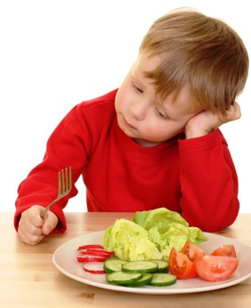 Make Your Child Eat Healthy