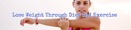 Diet and Exercise Header