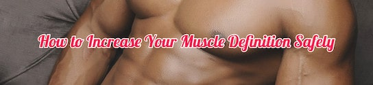 Muscle Definition Header