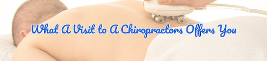 What a Chiropractor Offers