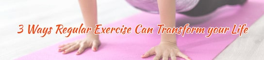Transform Your Life with Exercise